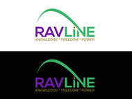RAVLINE Logo - Entry #13