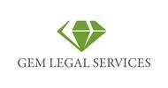 Gem Legal Services Logo - Entry #48