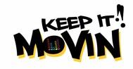 Keep It Movin Logo - Entry #214
