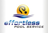 Effortless Pool Service Logo - Entry #74