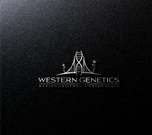 Western Genetics Logo - Entry #35