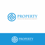 Property Wealth Management Logo - Entry #177