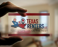 Texas Renters LLC Logo - Entry #149
