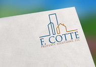 F. Cotte Property Solutions, LLC Logo - Entry #35