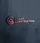 CA Coast Construction Logo - Entry #19