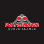 Watchman Surveillance Logo - Entry #291