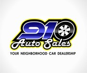 910 Auto Sales Logo - Entry #34