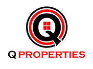 A log for Q Properties LLC. Logo - Entry #49