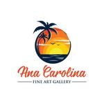Ana Carolina Fine Art Gallery Logo - Entry #173
