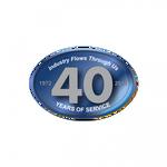 40 Year Company Anniversary Logo - Entry #67