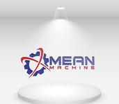 Mean Machine Logo - Entry #8