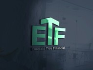 Emerald Tide Financial Logo - Entry #47