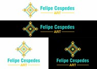 Felipe Cespedes Art Logo - Entry #19