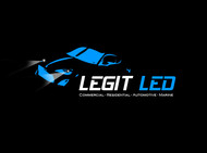 Legit LED or Legit Lighting Logo - Entry #91