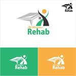 At Home Rehab Logo - Entry #95