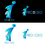 PRO2CEO Personal/Professional Development Company  Logo - Entry #92