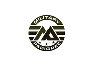 Military Pedigree Logo - Entry #179
