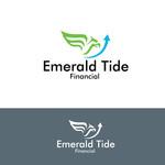 Emerald Tide Financial Logo - Entry #351