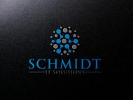 Schmidt IT Solutions Logo - Entry #169