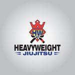Heavyweight Jiujitsu Logo - Entry #197
