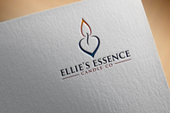 ellie's essence candle co. Logo - Entry #38