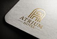 Atrium Hotel Logo - Entry #3