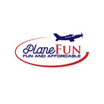 PlaneFun Logo - Entry #129