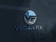 Vegan Fix Logo - Entry #122