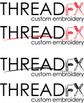 New logo for commercial embroidery business - Entry #33