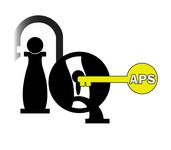 IQaps Logo - Entry #141