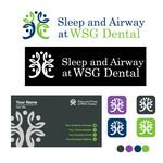 Sleep and Airway at WSG Dental Logo - Entry #431