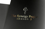 """The Synergy Project"" and place the word ""season three"" underneath in smaller front either as "" season 3"" or ""season three"" Logo - Entry #98"