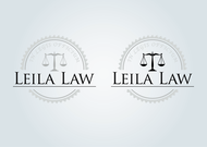 Leila Law Logo - Entry #115