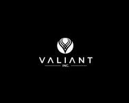 Valiant Inc. Logo - Entry #96
