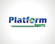 "Platform Sports "" Equipping the leaders of tomorrow for Greatness."" Logo - Entry #43"