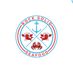 Rock Solid Seafood Logo - Entry #54
