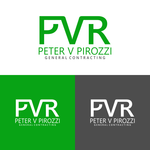 Peter V Pirozzi General Contracting Logo - Entry #42