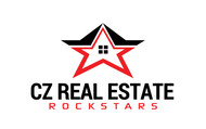 CZ Real Estate Rockstars Logo - Entry #62