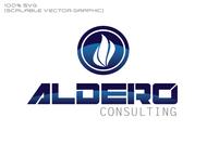 Aldero Consulting Logo - Entry #13