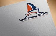 Masters Marine Logo - Entry #7