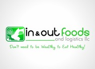 In & Out Foods and Logistics LLC Logo - Entry #6