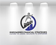 Empowered Financial Strategies Logo - Entry #420