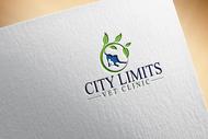 City Limits Vet Clinic Logo - Entry #11