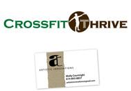 CrossFit Thrive Logo - Entry #23