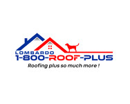 1-800-Roof-Plus Logo - Entry #175