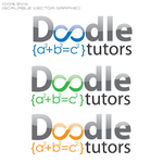 Doodle Tutors Logo - Entry #98
