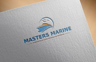Masters Marine Logo - Entry #67