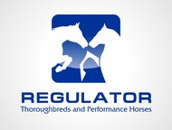Regulator Thouroughbreds and Performance Horses  Logo - Entry #52