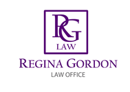 Regina Gordon Law Office  Logo - Entry #108