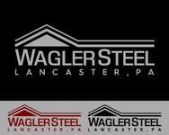 Wagler Steel  Logo - Entry #116